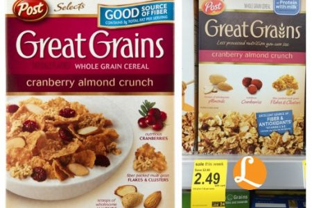 Oceaneeds - Provisions - Cereal Products
