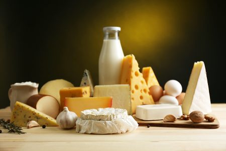 Oceaneeds - Provisions - Dairy Products