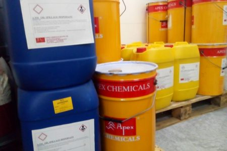oceaneeds marine chemicals